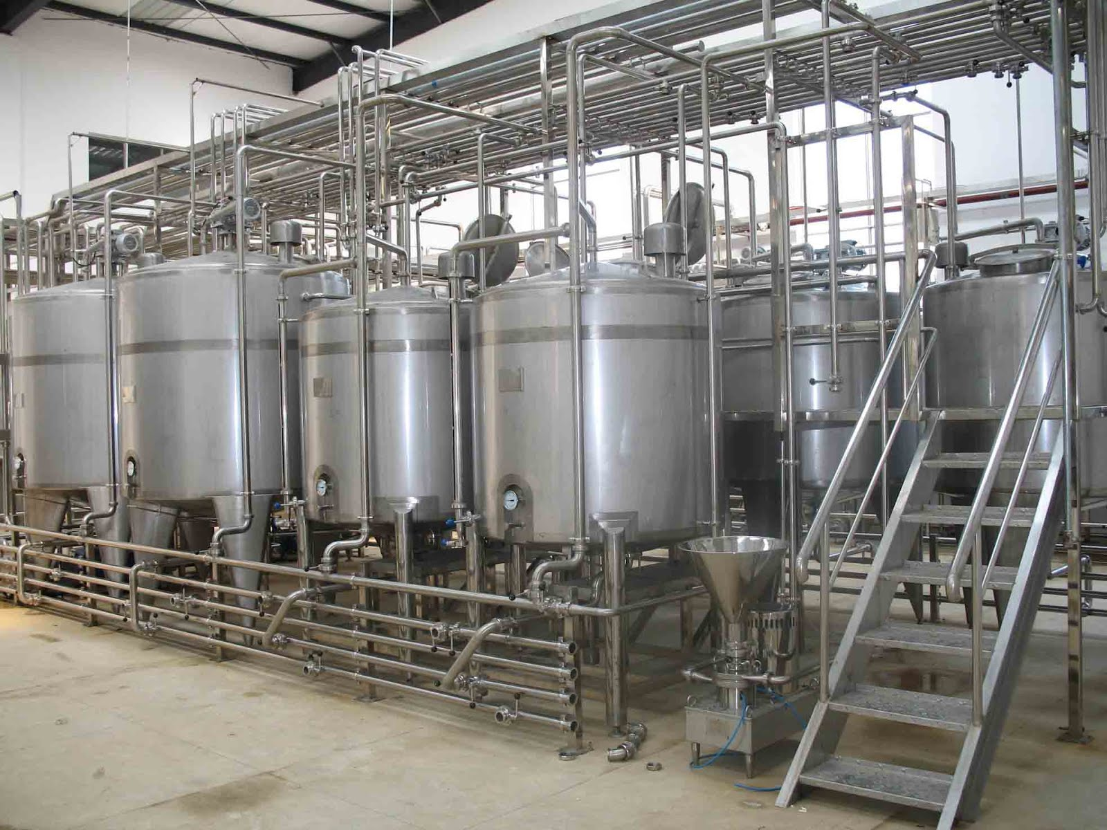 Turnkey Projects Herbal Extraction Plant Pharmaceutical